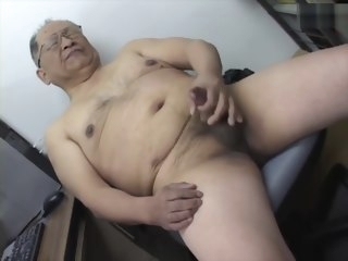 asian Asian Grandpa Hot Cock grandpa