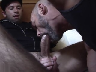nick Nick Forte HD - Daddy Sucks a Giant Cock forte