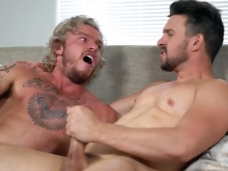 casey Casey Jacks in Don't Say A Word - MenNetwork jacks