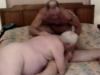 threesome grandpa