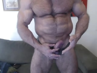 mature mature muscle dad on cam muscle