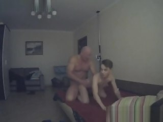 dad Dad & Son Fuck Caught On Voyeur Cam son