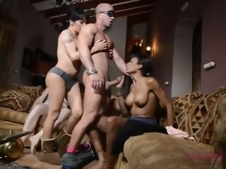 natassia Natassia Dreams Foxxy - 4-Way Blowjobs dreams