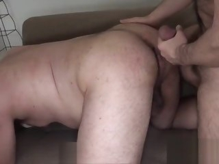 chubby Chubby bear rimmed before assfucking bear