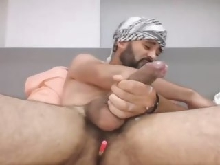 arab Hot Arab With Big Cock Solo cock